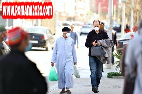 أخبار المغرب الصحافة: المملكة يقضي على فيروس كورونا المستجد covid-19 corona virus كوفيد-19 قبل انتهاء الربيع