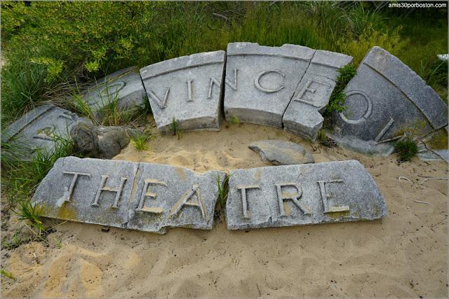 Provincetown Theatre, Cape Cod
