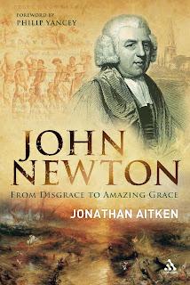 "John Newton : From Disgrace to Amazing Grace: From Disgrace to ""Amazing Grace"" (2007) de Jonathan Aitken"