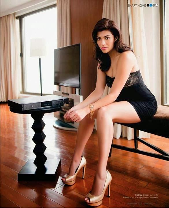 Archana Vijaya on Stuff Magazine Cover