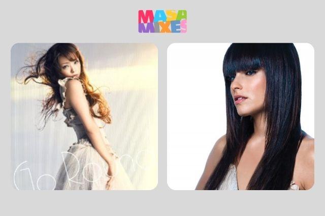 DJ Masa - Go Roundiscuous (Namie Amuro vs. Nelly Furtado & Timbaland)