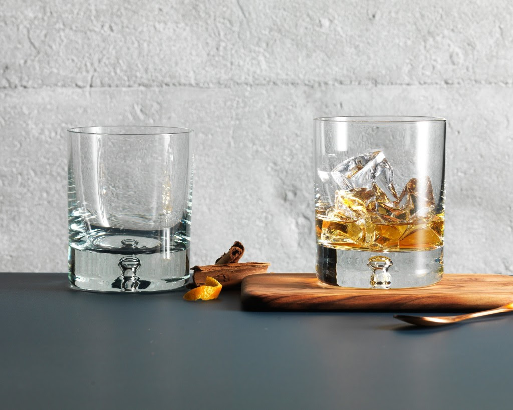 Floating Bubble Tumblers