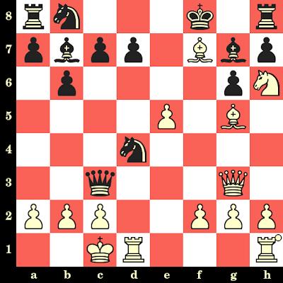 Les Blancs jouent et matent en 4 coups - Jude Acers vs G Berry, San Francisco, 1969