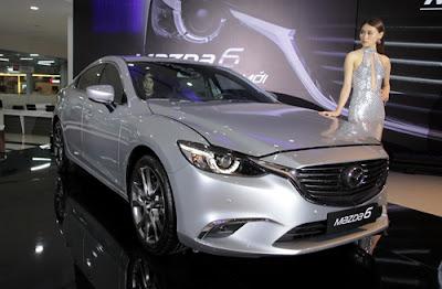 Mazda 6 2017| Mazda 6 phiên bản mới| Mazda 6 2017 Facelift| Giá xe Mazda 6