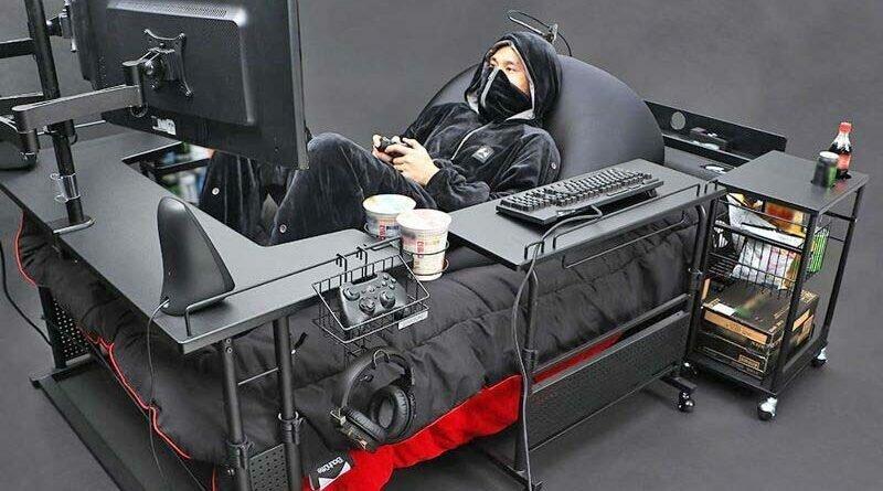 cama-para-gamers