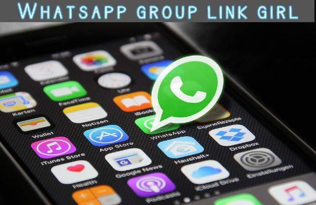 Whatsapp Group link girl