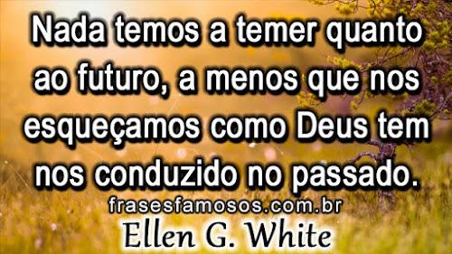 Frase de Ellen G. White