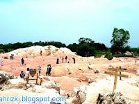 Cadas Putri Tamelang Obyek Wisata Gurun Paling Hits di Karawang