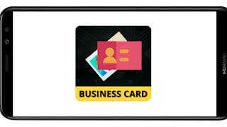 تنزيل برنامج Business Card Maker - Branding Template Editor Pro mod premium مدفوع مهكر بدون اعلانات بأخر اصدار