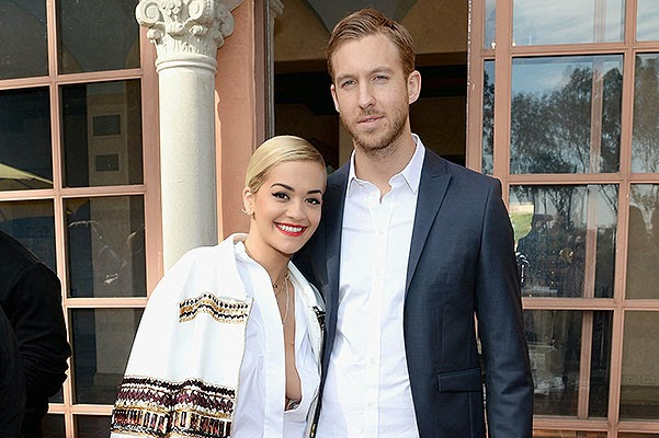 Rita Ora could not speak at the Teen Choice Awards because of Calvin Harris