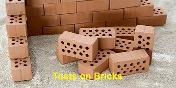 Tests on Bricks