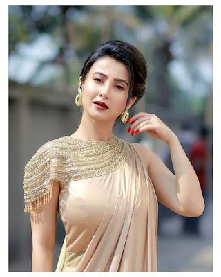 Monami Ghosh Mouchak Actress