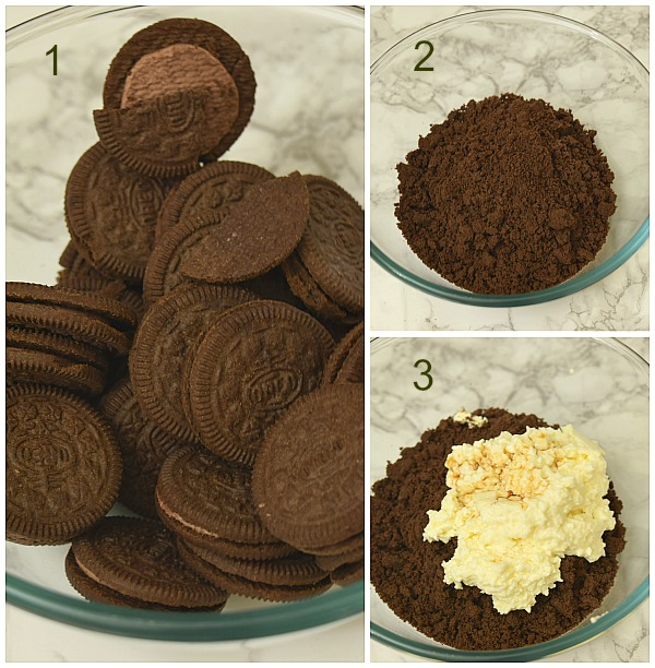 how to make oreo balls