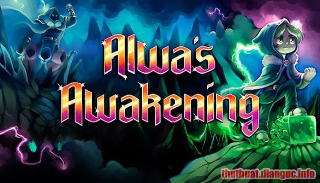 tie-smallDownload Game Alwa's Awakening Full Crack