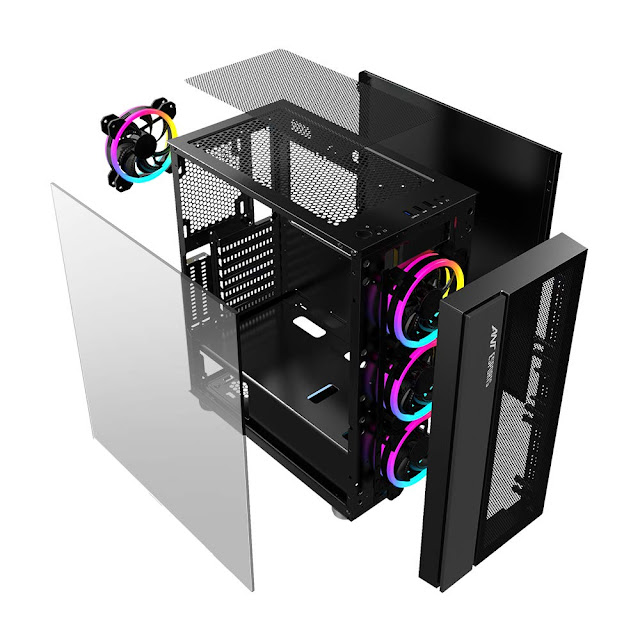 Best Budget RGB Gaming cabinet under Rs 4000 in 2020