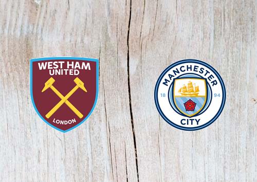 West Ham vs Manchester City Full Match & Highlights 24 November 2018