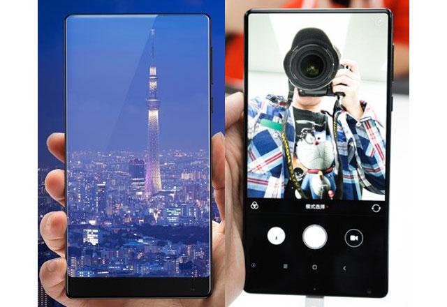 "Menipu: Xiaomi Mi Mix bukan ponsel ""Edgeless"" seperti gambar promo"