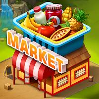 Supermarket City : Farming game Mod Apk