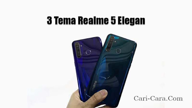 download tema realme 5
