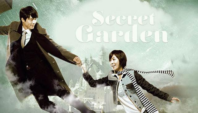 Secret Garden Sub Indo