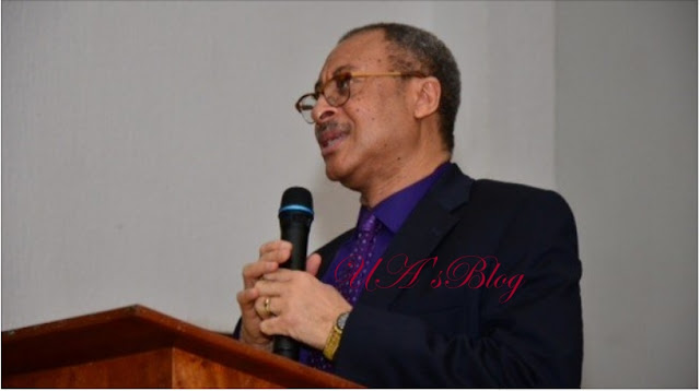 Nigerians are victims of misrule, constitution doesn't favour citizens – Pat Utomi, Ghali Na'Abba blast Buhari govt