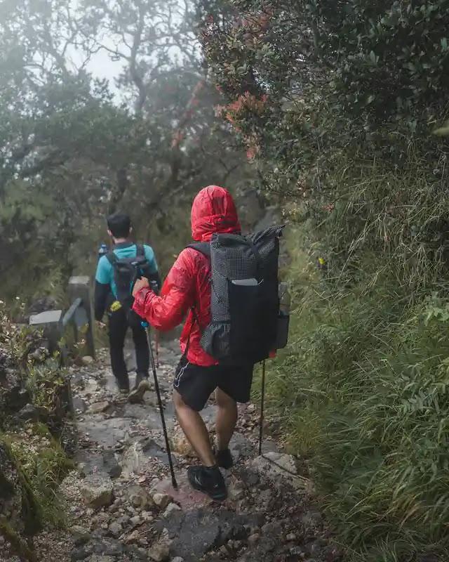 Ultraight hiking light and fast - foto instagram bsmxx__