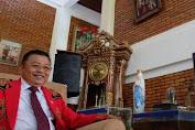Presiden MADN Menghimbau Kepada Masyarakat Adat Dayak