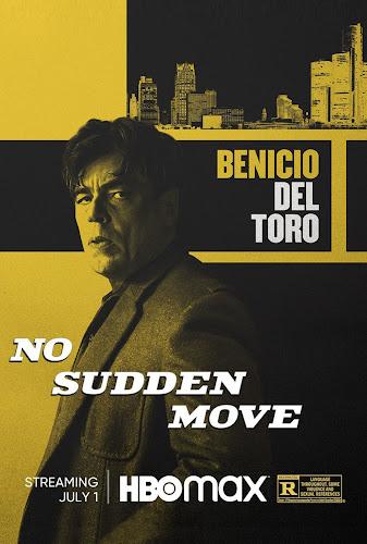 No Sudden Move (Web-DL 720p Dual Latino / Ingles) (2021)