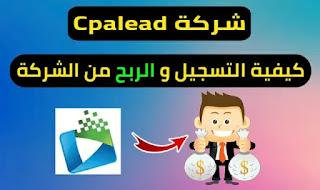 شركة Cpalead: التسجيل والربح من الشركة
