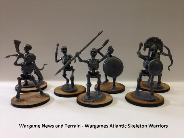 Wargame News and Terrain: Wargames Atlantic: Plastic Classic