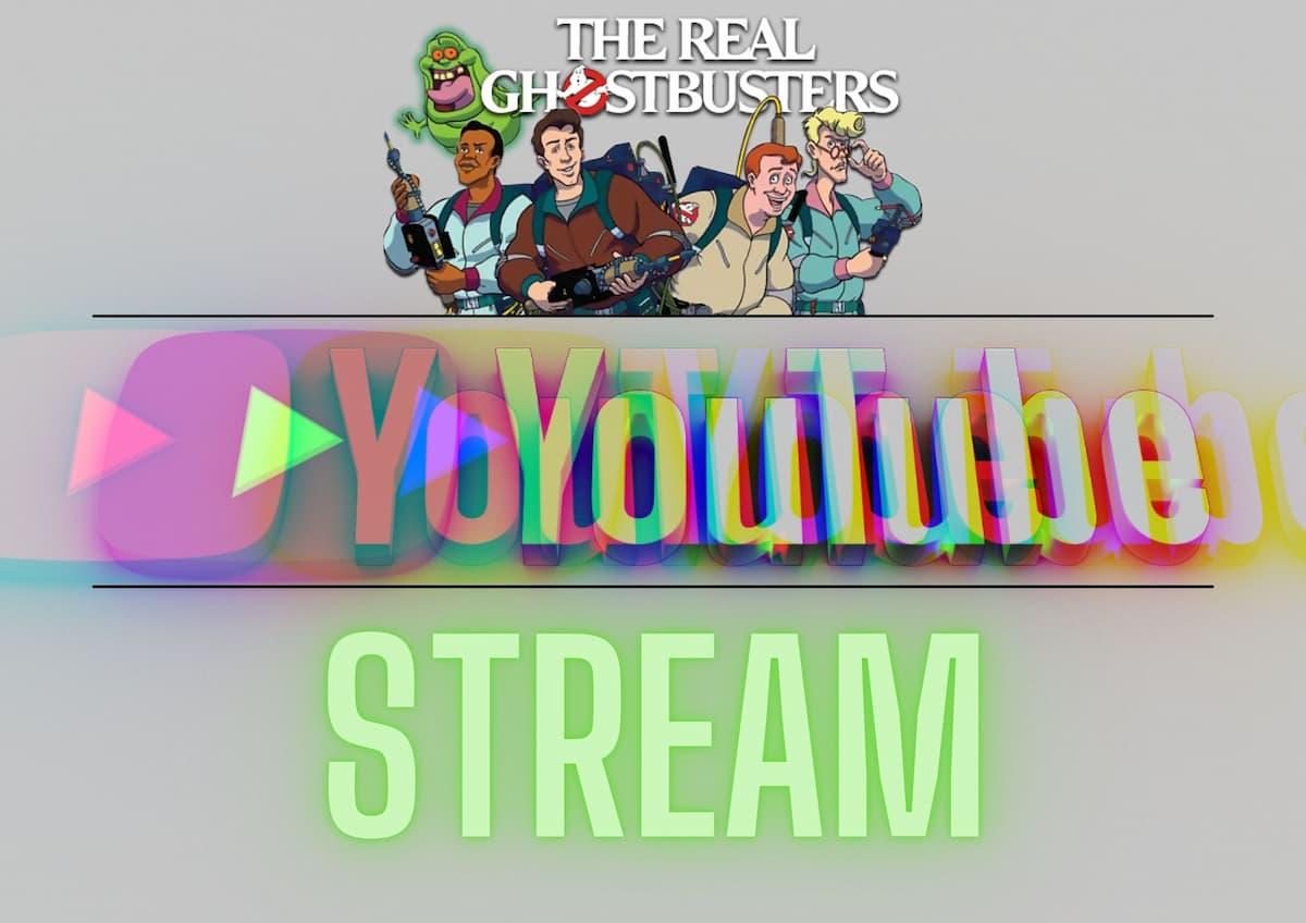 The Real Ghostbusters Episoden auf offiziellen YouTube Kanal gratis gucken