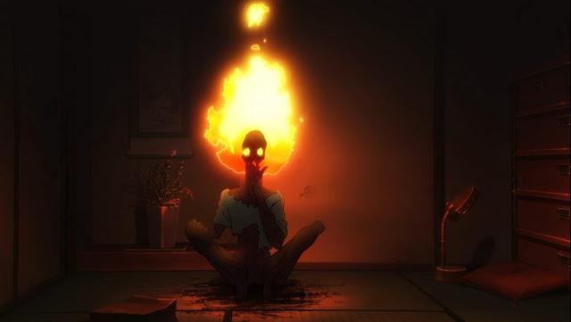 Fire Force Enen no Shouboutai Episode 12: Hawa Permusuhan di Asakusa