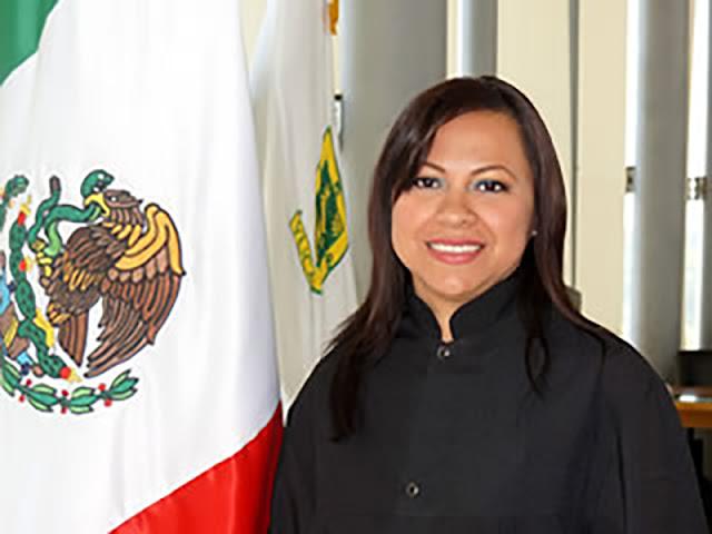 Juez Primera de Control del Cuarto Distrito Judicial, Diana Yadira Garrido Colonia