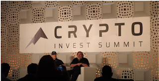 Steve Wozniak in Crypto Invest Summit Los Angeles