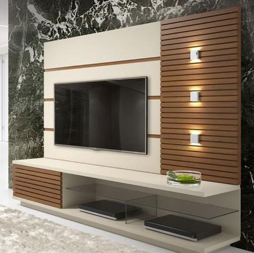 44 Modern Tv Wall Units Unique Living Room Tv Cabinet Designs 2020