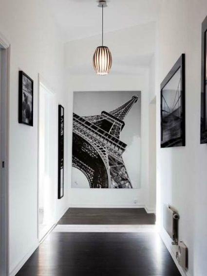 Algunas ideas deco 8 claves para decorar pasillos - Cuadros para decorar pasillos ...