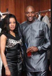 Fashanu's Ex-Wife Abigail Igwe Plots Another Desperate Trick to Arrest Him...Police Gets Involved!