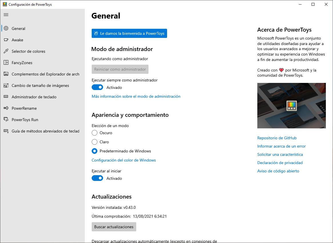 PowerToys - 5 programas esenciales para Windows 10