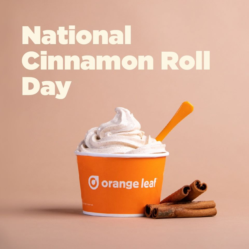 National Cinnamon Roll Day Wishes Awesome Picture