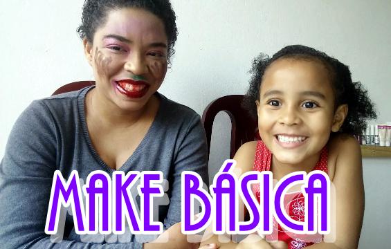 Achegue-se! Maquiagem básica para Shopping