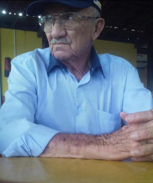 Morre aos 90 anos, Tião, ex-vereador e ex-vice-prefeito de Escada