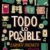 """""""Todo lo posible"""" de Carmen Pacheco"""