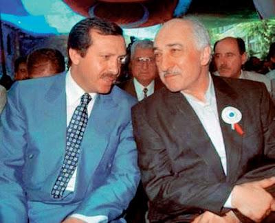 Αποτέλεσμα εικόνας για Ερντογάν-Γκιουλέν: Οι φίλοι που έγιναν εχθροί