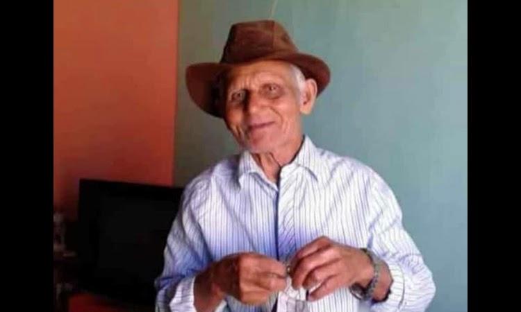 Luto: Morre Pedro Jorge de Oliveira aos 85 anos