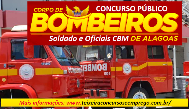 Apostila CBM Alagoas - Concurso Soldado Combatente PM-AL 2017