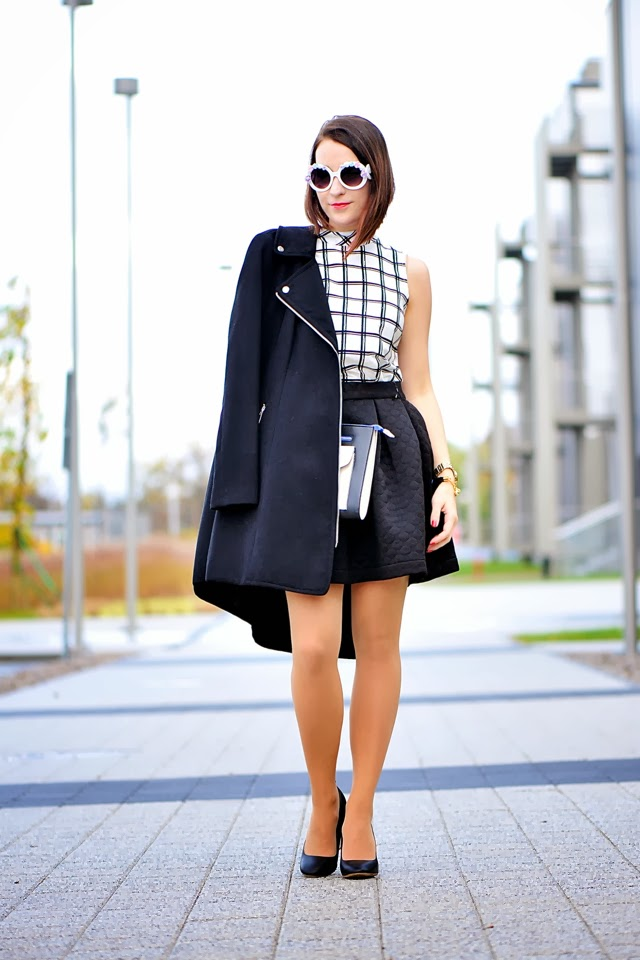 elegancka stylizacja