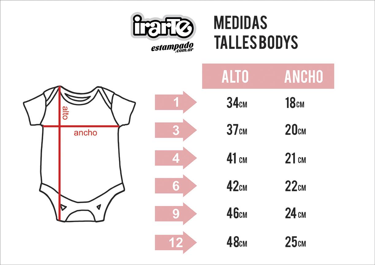 Talles Bodys