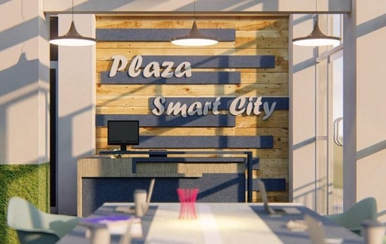 Coworking Space Banjarmasin Plaza Smart City