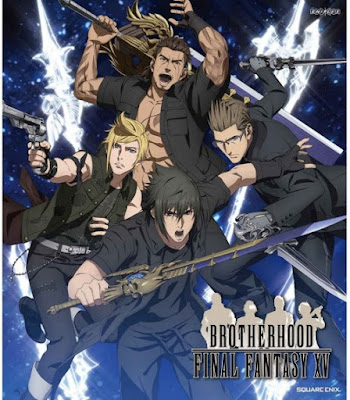 Download Brotherhood Final Fantasy XV 2016 BluRay Subtitle Indonesia