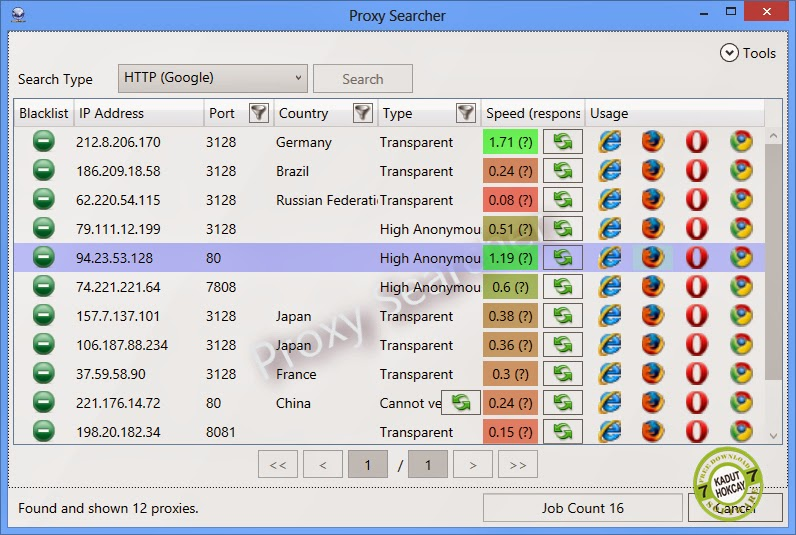Download Proxy Searcher 4.2 Final